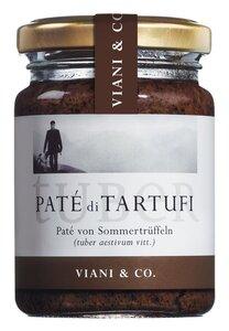 Viani & Co. Paté di Tartufi - Paté von Sommertrüffeln 90g 0000 - Antipasti, Italien, 90g
