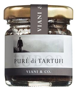 Viani & Co. Puré di Tartufi - Püree von Wintertrüffeln 25g 0000 - Antipasti, Italien, 25g