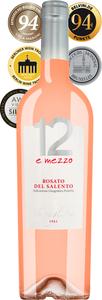 Varvaglione 12 e mezzo Rosato del Salento Igp 2019 - Roséwein, Italien, trocken, 0,75l