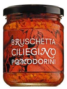 Bruschetta Ciliegino Pomodorini - Bruschetta aus Kirschtomaten 200g 0000 - Saucen, Pesto & Chutneys, Italien, 200g