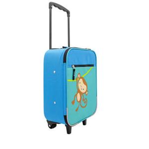 Zurbrüggen Kinderkoffer Affe 29cm