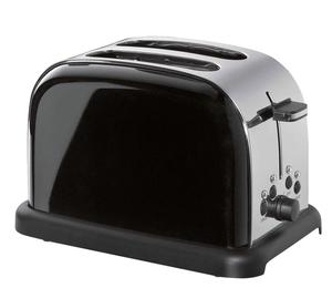 Cilio Toaster RETRO schwarz