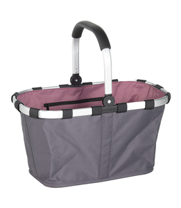 reisenthel Carrybag anthrazit/rosa