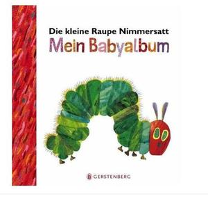 Zurbrüggen Mein Babyalbum Rot Buch