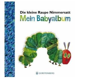Mein Babyalbum Blau Buch