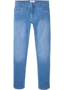Slim Fit Stretch-Jeans aus Bio-Baumwolle, Straight