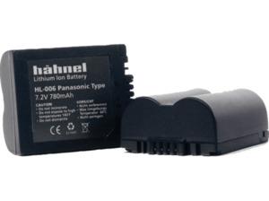 HÄHNEL HL-006 für Panasonic CGA-S006 Akku, Li-Ion, 7.4 Volt, 780 mAh