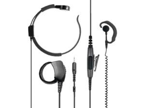 ALBRECHT AE 38 Headset Schwarz