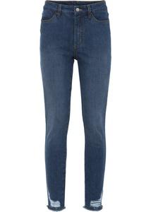 Super Skinny-Jeans mit recyceltem Polyester