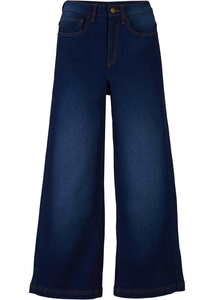 Shaping-Stretch-Jeans, Culotte