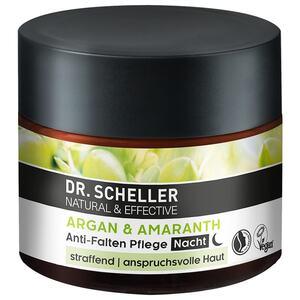 Dr. Scheller Arganöl & Amaranth Dr. Scheller Arganöl & Amaranth Arganöl & Amaranth - Nachtpflege 50ml Gesichtscreme 50.0 ml
