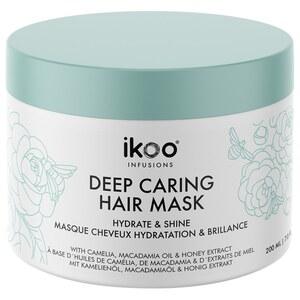 ikoo Haarmasken ikoo Haarmasken Deep Caring Mask - Hydrate & Shine Haarmaske 200.0 ml