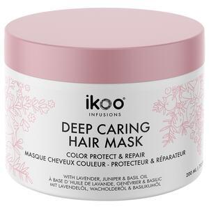 ikoo Haarmasken ikoo Haarmasken Deep Caring Mask - Color Protect & Repair Haarmaske 200.0 ml
