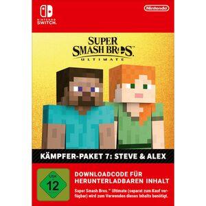 Super Smash Bros. Ultimate: Steve &amp_ Alex Challenger Pack