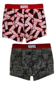 """Marvel"" Boxershorts mit Print, 2er-Pack"