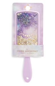"""PS Cosmic Connection"" Paddelbürste mit Glitzer"