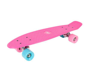 HUDORA-Skateboard »Retro Skate Wonders«, pink