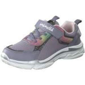 Barbarella Sneaker Mädchen lila