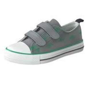 Inspired Shoes Kletter Jungen grau