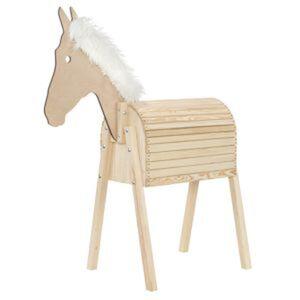 Spielzeug-Holzpferd 'Amadeus' 48 x 137 x 108 cm