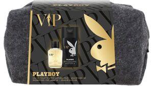 PLAYBOY MAN VIP Geschenk-Packung  inkl. Kosmetiktasche