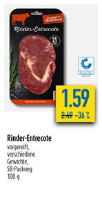 Rinder-Entrecote