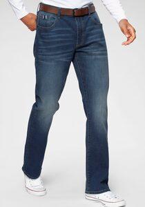 H.I.S Bootcut-Jeans »BOOTH« Nachhaltige, wassersparende Produktion durch OZON WASH