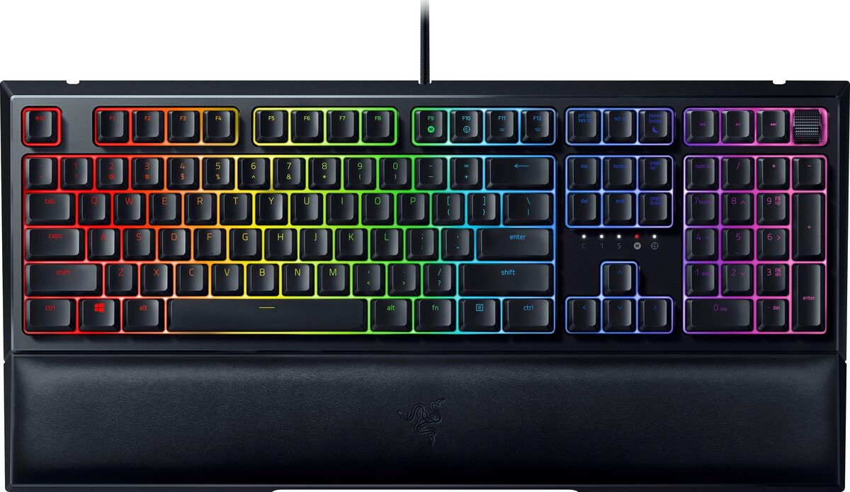 Bild 3 von RAZER »Ornata V2« Gaming-Tastatur