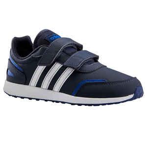 Sportschuhe Walking Klettverschluss Switch Kinder blau/schwarz