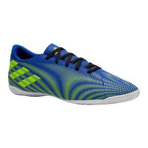Hallenschuhe Futsal Nemeziz blau/gelb
