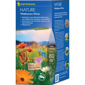 Kiepenkerl Wildblumen-Wiese Profi-Line  Nature 500 g