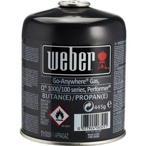 Weber Gaskartusche 3er-Pack