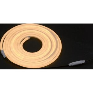 LED-Lichtschlauch 120 LEDs 6 m Warmweiß