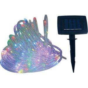 Näve Solar-LED-Stripe Bunt