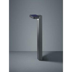 Trio LED-Außenwegeleuchte Esquel mit Solarmodul Anthrazit