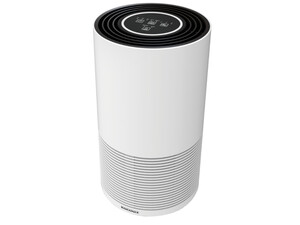 SOEHNLE 68122 AIRFRESH CLEAN 400 Luftreiniger (Allergiker, Allergie, 4-stufig, HEPA, Keime, Viren, Bakterien, Automatik, Nacht-Modus, UVC-Licht, Timer, LED-Ring, 38 m²)