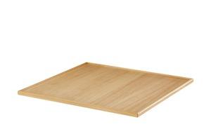 Holztablett für Hocker