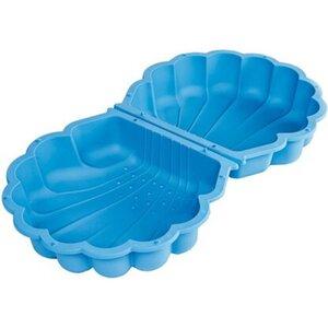Sand- und Wassermuschel Blau Ø 87 cm