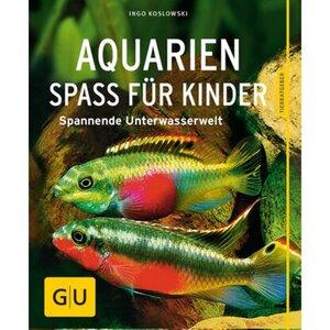 GU-Buch Aquarien - Spaß für Kinder