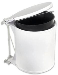 Einbauabfallsammler aus Kunststoff ca. 12 Liter