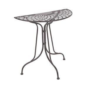 MANDALA GARDEN Tisch halbrund