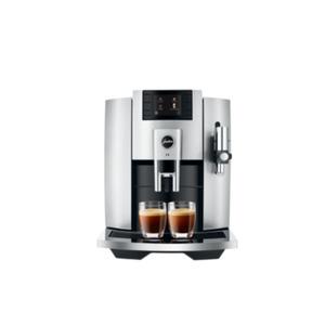 JURA E8 Moonlight Silver (EB) Kaffeevollautomat