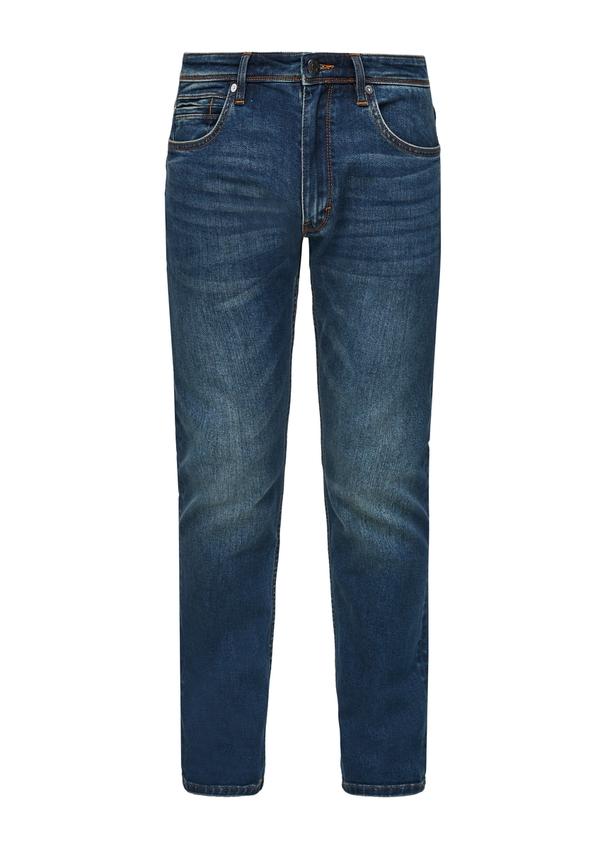 Herren Slim Fit: Straight leg-Jeans