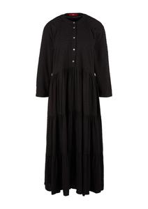 Damen Stufenkleid aus Plumetis