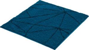 Kleine Wolke Badematte Nizza Fußbodenheizung geeignet#rutschhemmend Streifen  55x65 cm