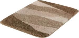 Kleine Wolke Badematte Eve Fußbodenheizung geeignet#rutschhemmend gemustert  70x120 cm