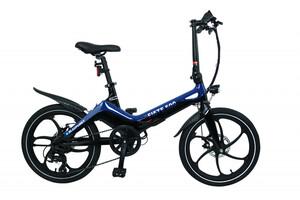 Blaupunkt Falt E-Bike 20'' Fiete 500