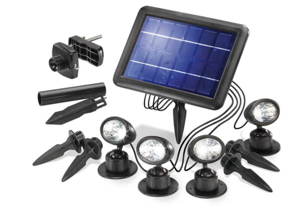 Solarspot Quattro Power