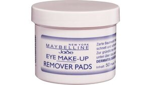 MAYBELLINE NEW YORK Eye Make-Up Remover Pads