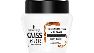 Schwarzkopf GLISS KUR Regeneration 2-in-1 Kur Total Repair